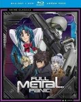 Full Metal Panic: The Complete Series - Classic Region A Blu-ray