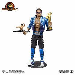 Mcfarlane Toys Mortal Kombat Johnny Cage Action Figure