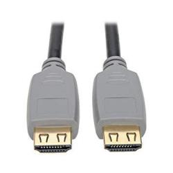 Tripp Lite High Speed 4K HDMI 2.0A Cable With Gripping Connectors M m Black 1 M. P568-01M-2A