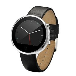 Luxsure Waterproof Bluetooth Smart Watch Heart Rate Monitor Smartwatch Finger Gestures Voice Control