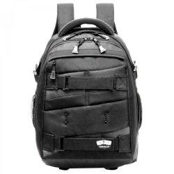 "Volkano Bam M 15.6"" Black Laptop Trolley Backpack"