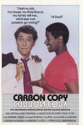 Carbon Copy Poster Movie 27 X 40 Inches - 69CM X 102CM 1981