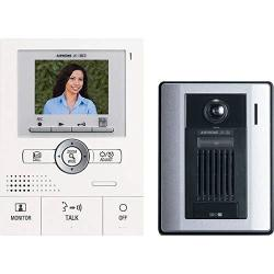 Aiphone JKS-1AED Audio video Single-door Intercom Set With Picture Re