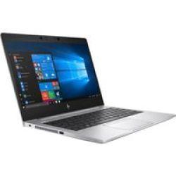 "HP Elitebook 830 G6 Notebook PC - Core I5-8265U 13.3"" Fhd 8GB RAM 256GB SSD Win 10 Pro 6XD74EA"