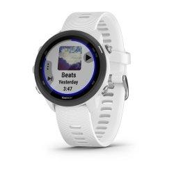 Garmin Forerunner 245 Music GPS Smartwatch in White