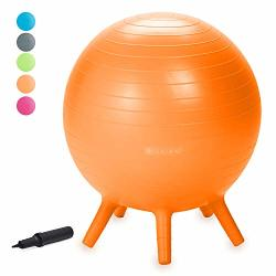 Miraculous Gaiam Kids Stay N Play Childrens Balance Ball Flexible School Chair Active Classroom Desk Seating With Stay Put Stability Leg R928 00 Gym Caraccident5 Cool Chair Designs And Ideas Caraccident5Info