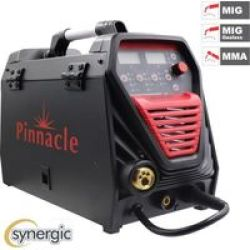 Pinnacle Welding And Safety Migarc 200 Mig-arc-tig Welding Machine