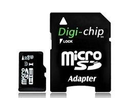 Digi-chip High Speed 32GB UHS-1 Class 10 Micro-sd Memory Card For Blackberry Z30 Blackberry Leap Blackberry Classic And Blackberry Passport Smartphones