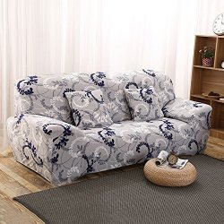Excellent Yunhigh 2 Seater Sofa Cover Elastic Settee Loveseat Slipcover Stretch Double Sofa Protector By Patterned R1340 00 Home And Garden Pricecheck Ibusinesslaw Wood Chair Design Ideas Ibusinesslaworg