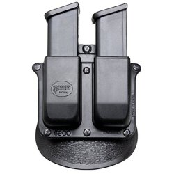 Fobus Holsters Fobus 6909 Double Rotating Paddle Magazine Pouch