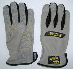 Tork Craft Mechanics Glove X Large Synthetic Leather Palm Spandex Back