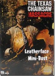Neca - Massacre La Tron Onneuse - Buste Leatherface 17 Cm