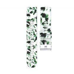 Pattern Band For Garmin Fenix 5 - Leaf