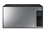 Samsung ME0113M1 Solo Microwave Oven With Black Glass Mirror 32 L