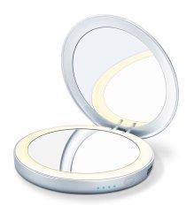 Beurer Illuminated Handbag Cosmetics Mirror With Powerbank Bs 39