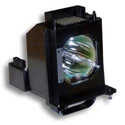 Mitsubishi WD-73C9 Tv Lamp With Housing With 150 Days Warranty