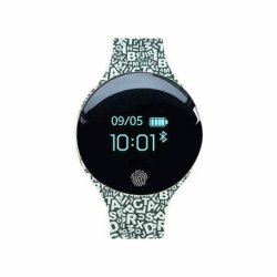 H8 Bluetooth Personality Silicone Watch Band Touch Screen Pedometer Camera Remote
