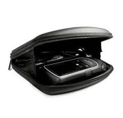 Evolve E-volve Eva Hard Shell Gadget Bag Case Cover Accu-chek Mobile aviva Nano Black Equipment