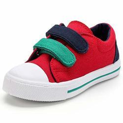 Komforme SBR022-11M-US Toddler Kids Sneakers Red