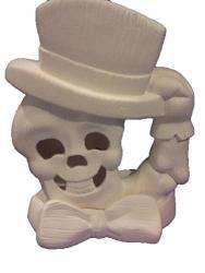Halloween Mr Bones Light Base