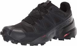 Salomon Men's Speedcross 5 GTX Trail Running Black black phantom 9.5