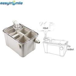 Easyinsmile Dental Trap Dental Plaster Filter Gypsum Powder Cleaning Plate Filter