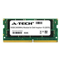 A-tech 16GB Module For Dell Inspiron 15 5570 Laptop & Notebook Compatible DDR4 2400MHZ Memory RAM ATMS277757A25831X1