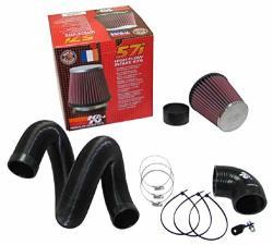 K&N Cold Air Intake Kit: High Performance Guaranteed To Increase Horsepower: 2004-2010 Citroen peugeot mini Berlingo C2 C3 Picas