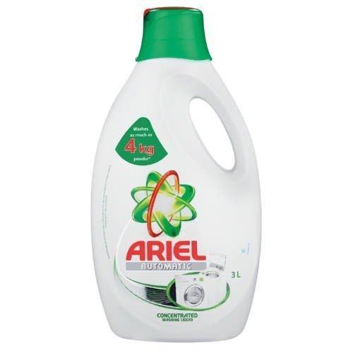 Ariel 3l Auto Liquid Prices Shop Deals Online Pricecheck