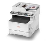 Oki MC363 Mfp Printer - Copy Print Scan Fax Document Feeder Letter 42PPM 512MB Ethernet 10 100 1000 Base T tx Hi-speed USB 2.0 2