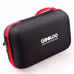 GOOLOO Portable Eva Travel Carring Protective Case For 12V Car Jump Starter Car Gadgets Tool Storage Box