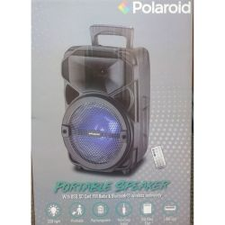 "LED 8"" Bluetooth Speaker PBS388"