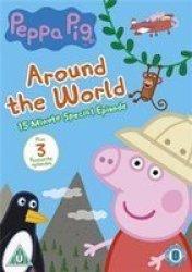 Peppa Pig: Around The World Dvd