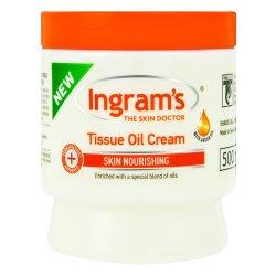 Ingrams Tissue Oil Skin Nourishing Cream 500 Ml