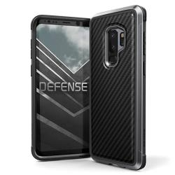 X-doria Galaxy S9 Plus Case Defense Lux Premium Protective Aluminum Frame Thin Design Shockproof Case For Samsung Galaxy S9 Plus