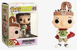 Funko Pop Disney 413 Doug Quailman Hot Topic Exclusive