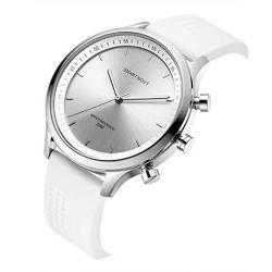 Jianghuren IP68 Waterproof Smart Watch in White