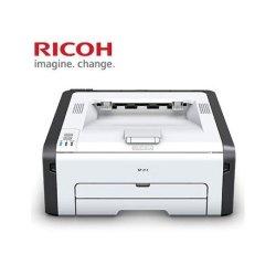 RICOH SP211 A4 Mono Laser Printer   R589 00   Printers & Consumables    PriceCheck SA