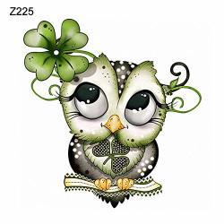 Shuohu Big Promotion Diamond Painting Shop Cute Cartoon Owl Panda Partial Drill Diamond Painting Animal Cross Stitch Craft