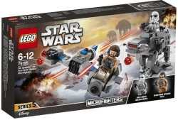 Lego Star Wars - Ski Speeder Vs. First Order Walker MIC