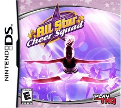 THQ All Star Cheer Squad - Nintendo Ds