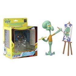 Spongebob Squarepants Squidward Painting Mini-figure World Series 4 Mini-figure
