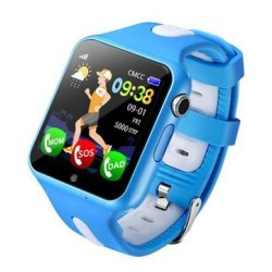 Bakeey 1.5INCH Touch Screen Children Kids Gps Lbs Location Call Camera Waterproof S