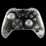 XBOX One Wireless Controller With 3.55 Jack Shell Matt Clear