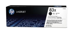 HP 83X High Yield Black Original Laserjet Toner Cartridge