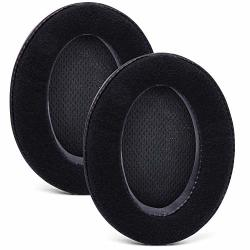 WC Velour Premium Replacement Ear Pads For Bose Headphones Made By Wicked Cushions - Supreme Comfort - Compatible With QC25 QC