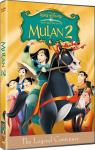 Mulan 2: The Legend Continues DVD
