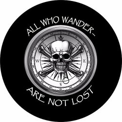 ALL Who Wander Tire Cover For Jeeps And Rv Owners 26 - 37