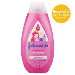 Johnsons - Shiny Drops Kids Shampoo 500 Ml