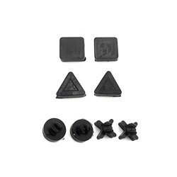 Beracah Rubber Feet Cover Replacement For PS4 Pro Console | R525 00 | Games  | PriceCheck SA